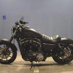 Harley-Davidson HARLEY XL883N 200 (7)