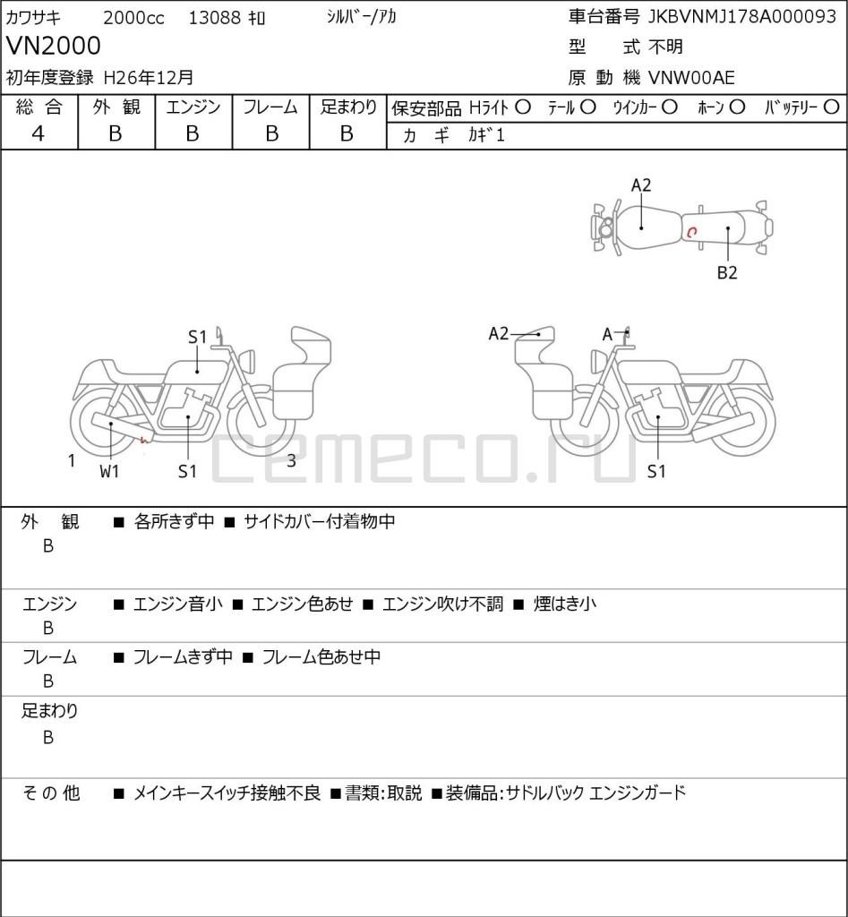 Kawasaki VN2000 13088 (1)