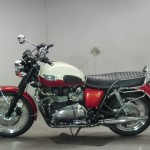Triumph BONNEVILLE T100 17737 (3)