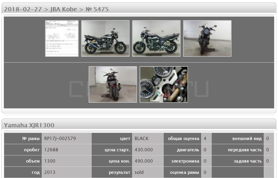 Yamaha XJR1300 12688 (5)