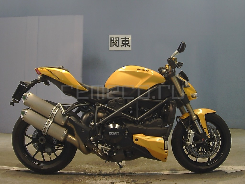 Ducati STREETFIGHTER 848 10849 (3)