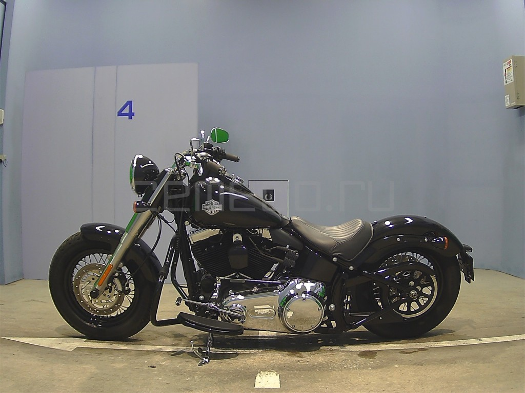Harley-Davidson HARLEY FLS1580 1833 (7)