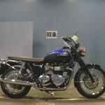 Triumph BONNEVILLE T100 1551 (3)