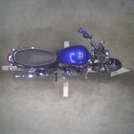 Triumph BONNEVILLE T100 1551 (4)