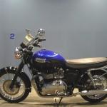 Triumph BONNEVILLE T100 1551 (7)