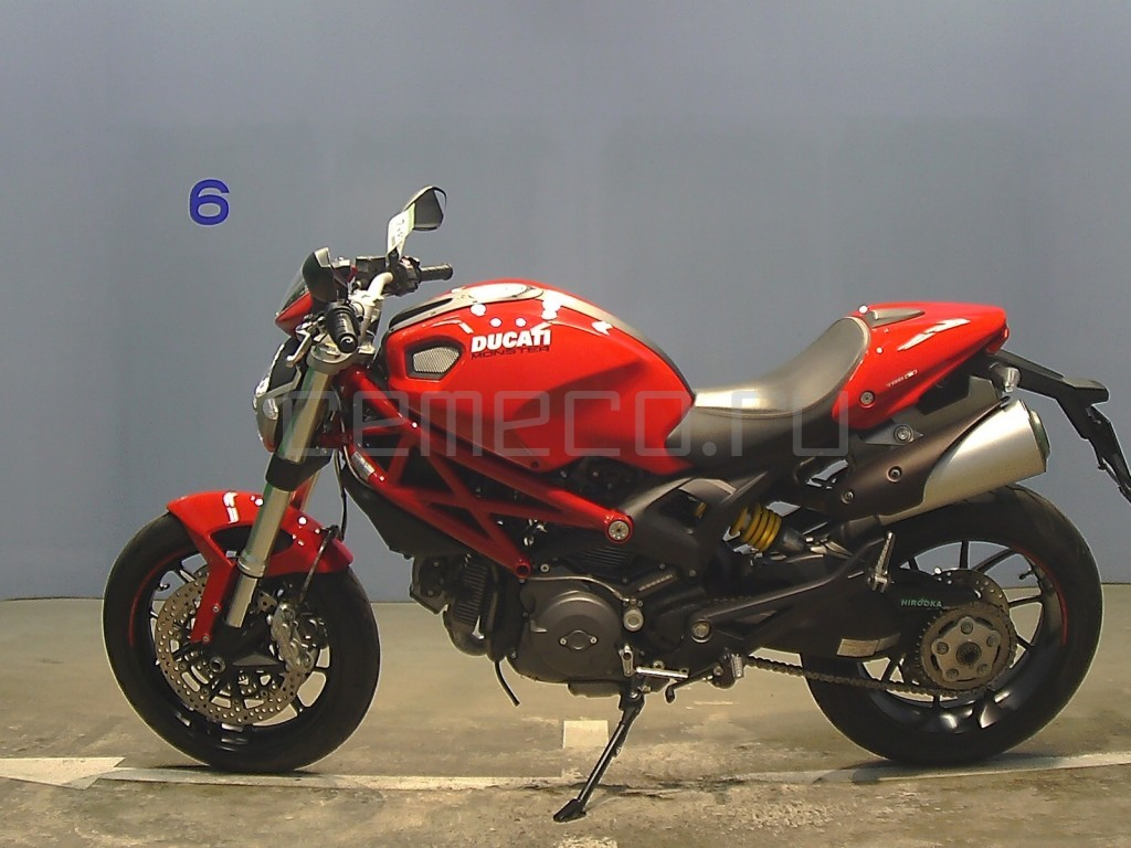 Ducati MONSTER 796 ABS 6166 (7)