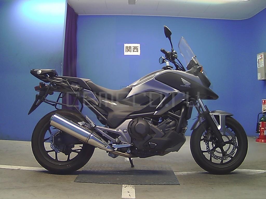Honda Nc750xd 11306км 2015 купить в москве с доставкой