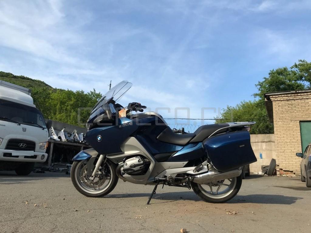 Отзыв: BMW R1200RT — отзыв от Василия
