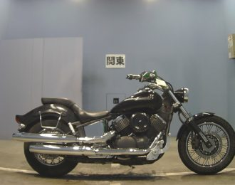 Мотоцикл Yamaha DRAG STAR 1100 (37541км)