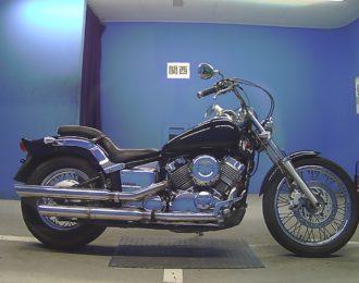 Мотоцикл Yamaha DRAG STAR 400 (18588км)