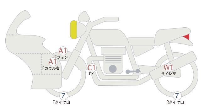 Yamaha FJR 1300 (4124км)